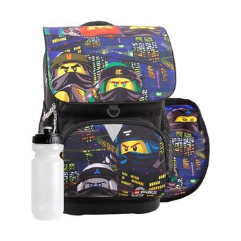 Ранец Optimo Ninjago Urban, с наполнением