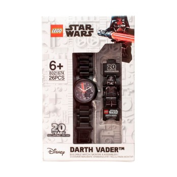Часы наручные Lego Star Wars Darth Vader