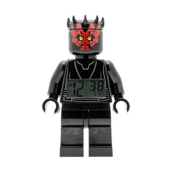 Будильник Lego Star Wars, минифигура Darth Maul