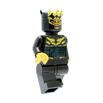 Будильник Lego Star Wars, минифигура Savage