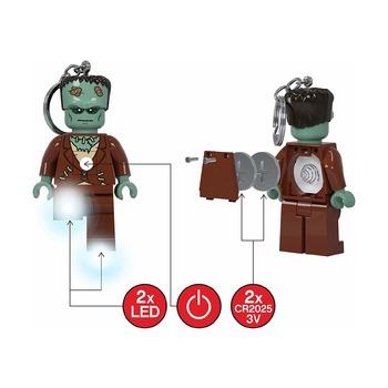 Брелок-фонарик для ключей Lego Classic The Monster