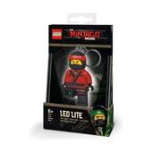 Брелок-фонарик для ключей Lego Ninjago Kai