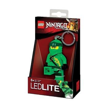 Брелок-фонарик для ключей Lego Ninjago Lloyd
