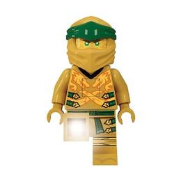 Игрушка-минифигура-фонарь Lego Ninjago Gold Ninja
