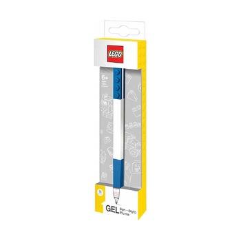 Синяя гелевая ручка Lego Classic
