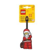 Бирка для багажа Lego Classic Santa Claus