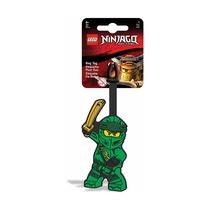 Бирка для багажа Lego Ninjago Movie Lloyd