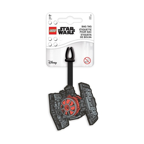 Бирка для багажа Lego Star Wars Tie Fighter