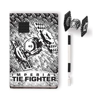 Книга для записей Lego Star Wars Tie Fighter