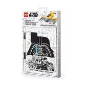 Книга для записей Lego Star Wars Naboo Starfighter