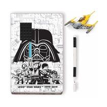Книга для записей Lego Star Wars Naboo Starfighter