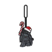 Бирка для багажа Lego Star Wars Darth Vader Holiday