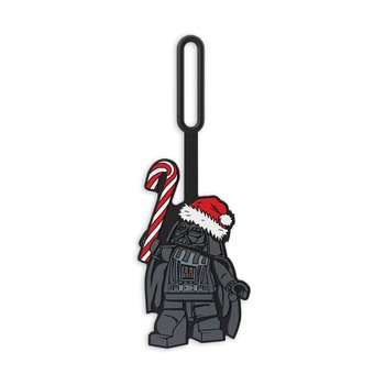Бирка для багажа Lego Star Wars Darth Vader Holiday