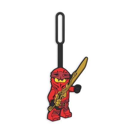 Бирка для багажа Lego Ninjago Movie Kai