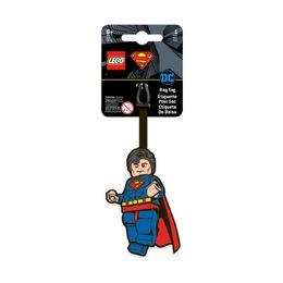 Бирка для багажа Lego Super Heroes Superman