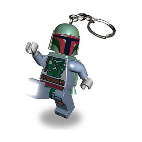 Брелок-фонарик Lego Star Wars Boba Fett