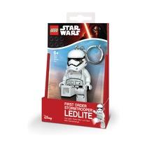 Брелок-фонарик Lego Star Wars Штурмовик Первого ордена