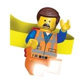 Налобный фонарик Lego Movie Emmet