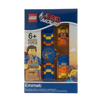 Часы наручные аналоговые Lego Movie Emmet