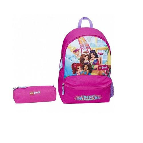 Набор рюкзак+пенал Friends