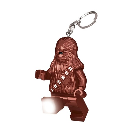 Брелок-фонарик для ключей Lego Star Wars Chewbacca