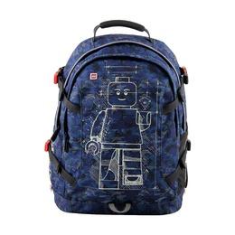 Рюкзак Tech Teen Minifigures Blue Camo