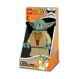Минифигурка-фонарь Star Wars Yoda