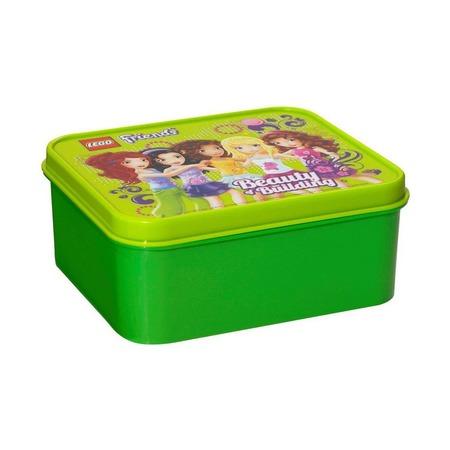 Контейнер для ланча Friends, ярко-зеленый