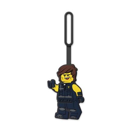 Бирка для багажа Lego Movie 2 Rex