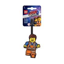 Бирка для багажа Lego Movie 2 Emmet