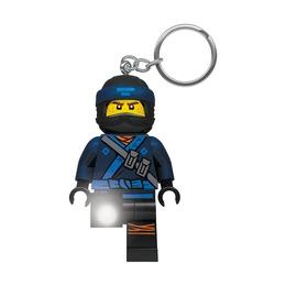 Брелок-фонарик для ключей Ninjago Movie Jay