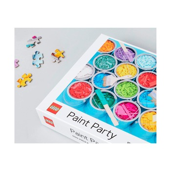 Пазл Lego Paint Party, 1000 деталей