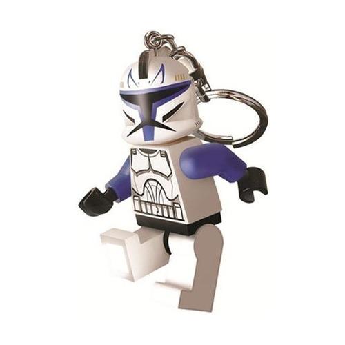 Брелок-фонарик для ключей Star Wars Clone Capitan Rex