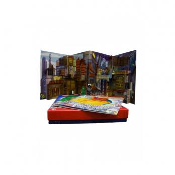 Набор книг с игрушкой и панорамой Ninjago Миссия Ниндзя: Гармадон против Ллойда