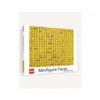 Пазл Minifigure Faces, 1000 элементов