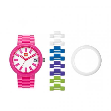 Часы наручные аналоговые Brick Pinck Adult Watch с календарем