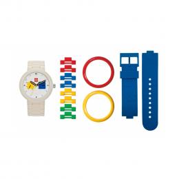 Часы наручные аналоговые Two By Two White Adult Watch с календарем