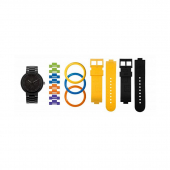 Часы наручные аналоговые Multistud Black Adult Watch с календарем