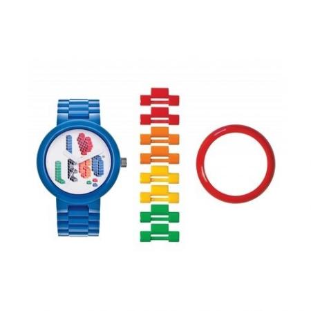 Часы наручные аналоговые I Love Lego Adult Watch Blue