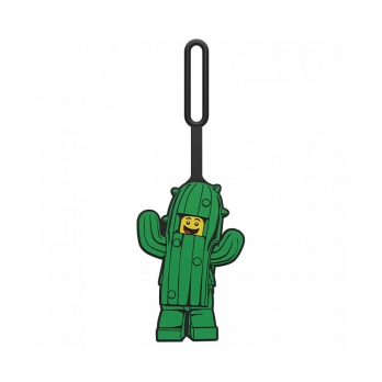 Бирка для багажа Cactus Boy