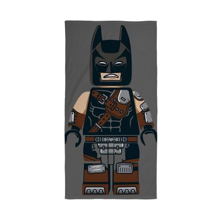 Полотенце Lego Movie 2 Batman