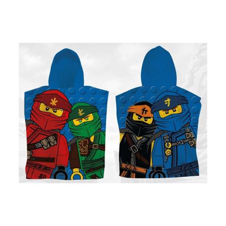Пончо Lego Ninjago Kick