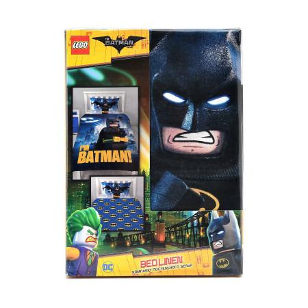Постельное белье Lego Batman Movie