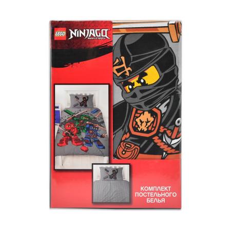 Постельное белье Lego Ninjago Masters