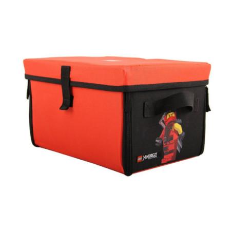 Коробка с крышкой тестильная Lego Ninjago, малая