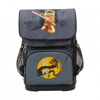 Ранец Optimo Ninjago Gold, с наполнением